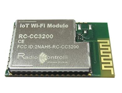 CC3200 Module - Iot Wi-Fi module based on Texas Instruments CC3200 component