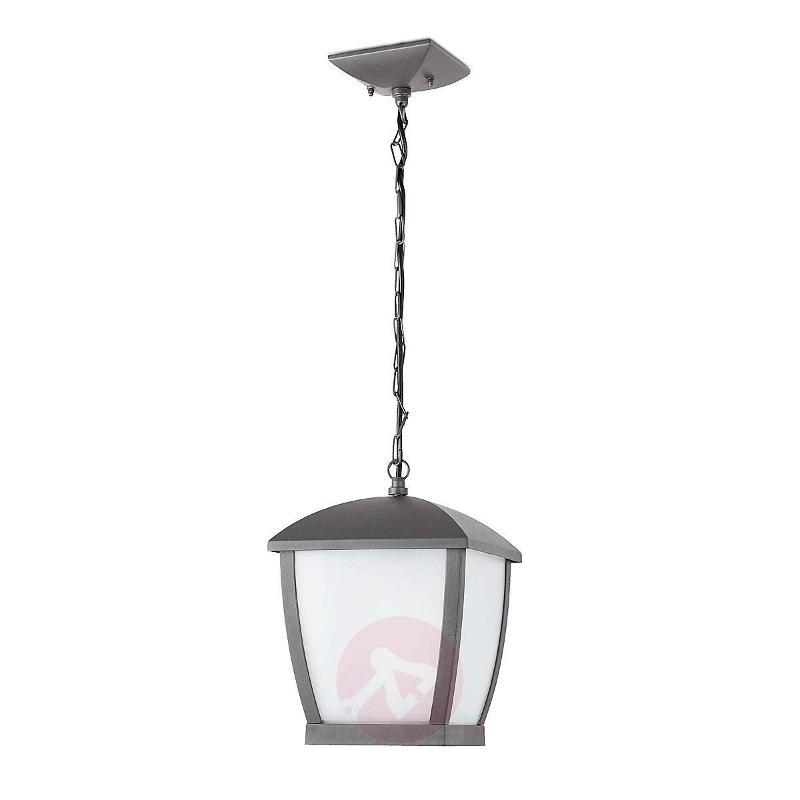 Wilma Stylish Exterior Pendant Lam - Outdoor Pendant Lighting