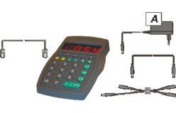 Customer flow management - • Additional accessories for the M3 starter package