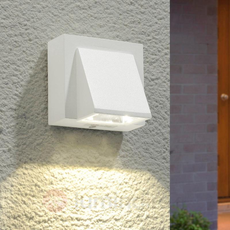 Applique d'extérieur LED Marik blanc - Appliques d'extérieur LED
