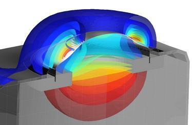 Vibro-Acoustics CAE module - Actran