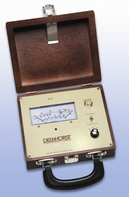 Wood moisture meter - Industrial & Mill - RC-1E