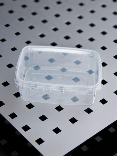 Plastic Rectangular Case