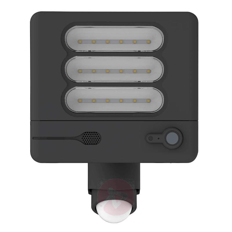 Esa cam led wall light with security camera wall lights with esa cam led wall light with security camera wall lights with motion sensor aloadofball Image collections