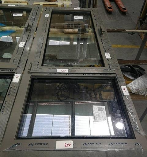 Fenêtres  ALU  - CORTIZO 60