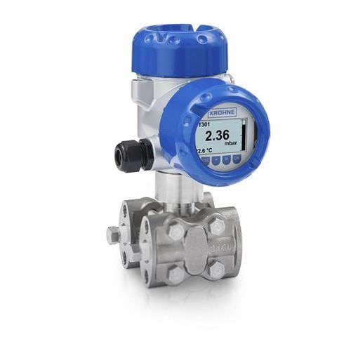 OPTIBAR DP 7060 - Transmetteur de pression différentielle / à vide / Piezoresistive / céramique