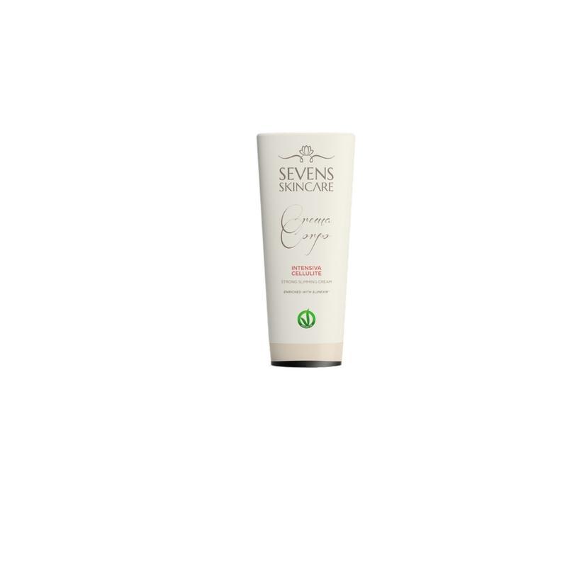 Crema Cellulite Intensiva - Cosmetico Professionale