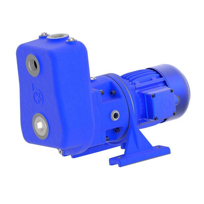 End-suction pump - SBM - Self-priming end-suction pump - SBM