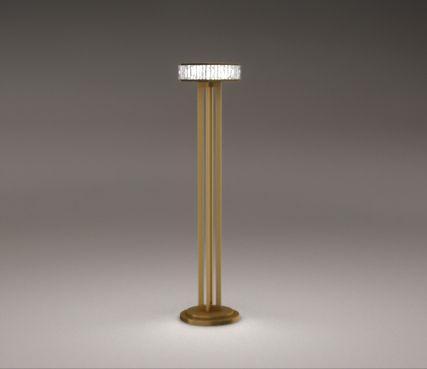 Art deco floor light - Model 117