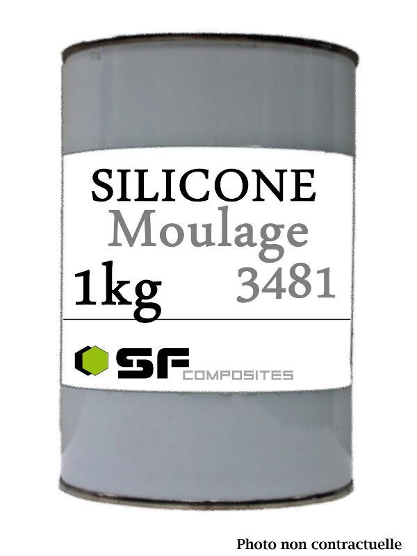 produits pour le moulage Silicones - 3481 SILASTIC 1KG.BASE......KG