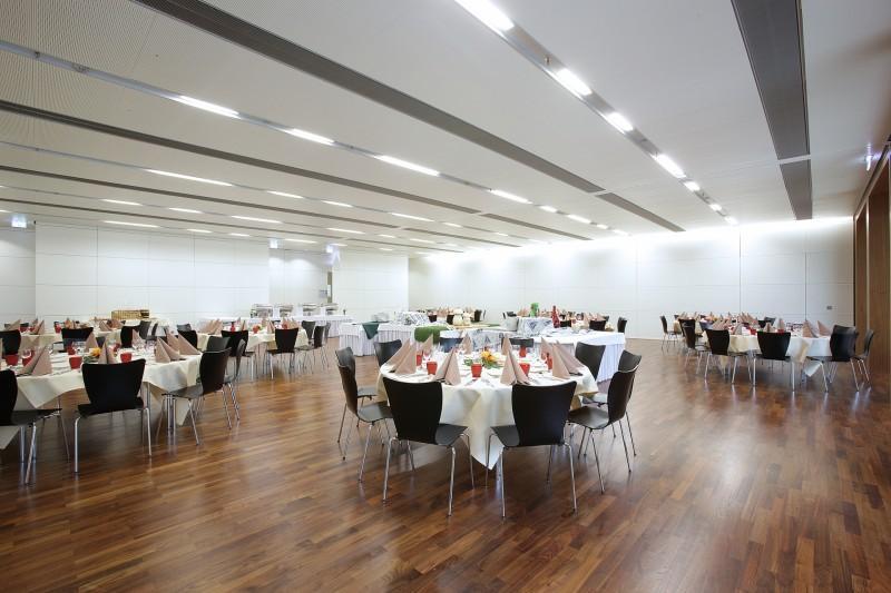 Restaurant Délégués - European Convention Center  - Service Evenementiel