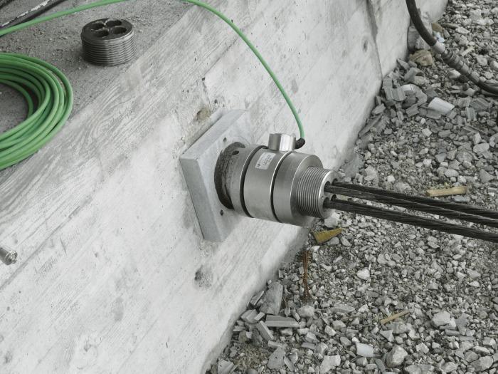 HRL Series | Capteurs d'ancrage - Capteur d'ancrage pour génie-civil
