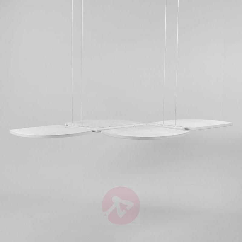 Functional, modern Aurela LED hanging light - Pendant Lighting
