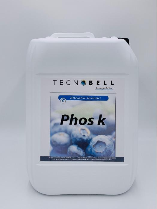 Phos K - Pflanzen Widerstand Induktor