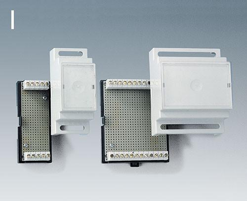 Railtec B - Versatile DIN Rail Enclosures