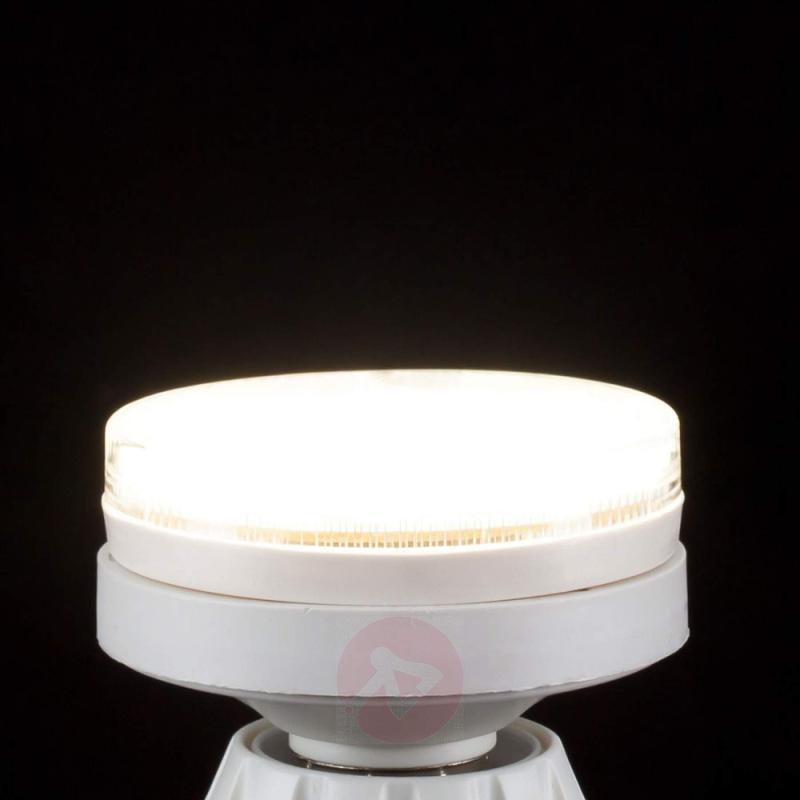 GX53 3W LED lamp with 300lm - cool white - light-bulbs