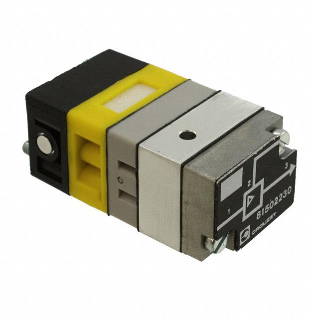 AMPLIFIER RELAY POS OUT SUB-BASE - Crouzet 81502230