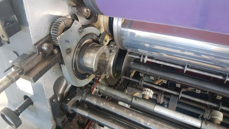 Heidelberg GTO Z 52 + - Used Machine
