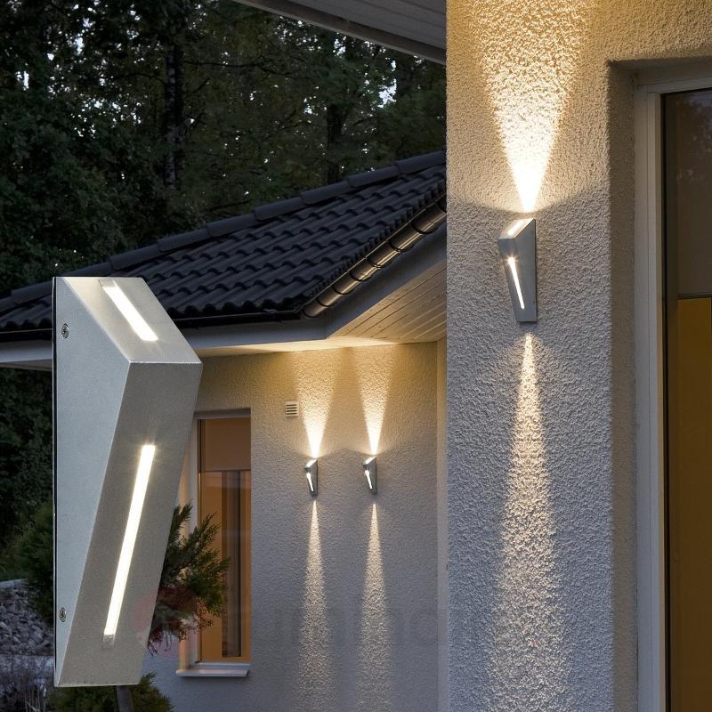 Applique extérieure épurée NEW IMOLA 2 LED - Appliques d'extérieur LED