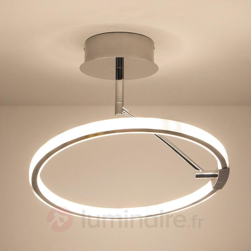 Plafonnier LED en forme d'anneau Anelia - Plafonniers LED