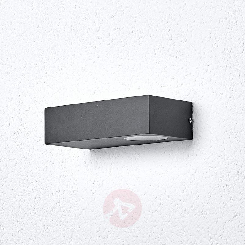 LED outdoor wall lamp Loredana - outdoor-led-lights