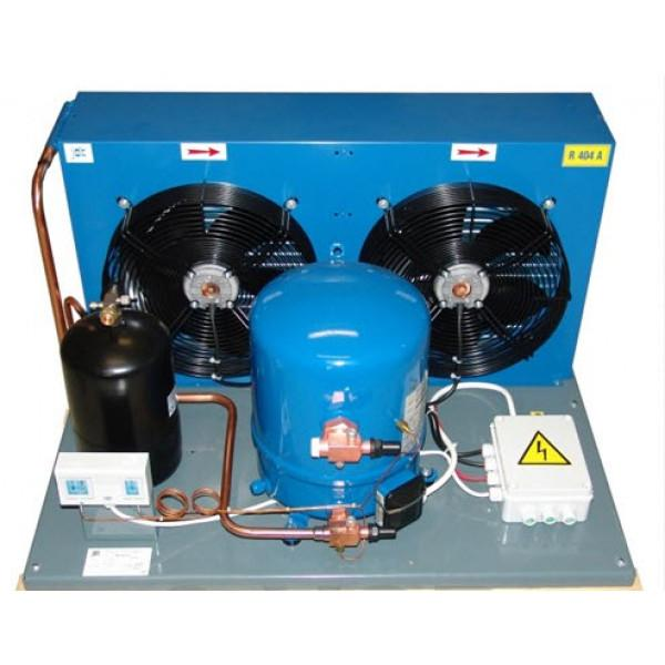 Verflüssigungssatz JME-M-100 JDK, Maneurop Kompressor... - Kälte Verflüssigungssätze