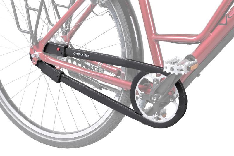 Ersatzteile - Kettenschutz Chainglider für Rohloff - Kettenblatt 42Z Ritze