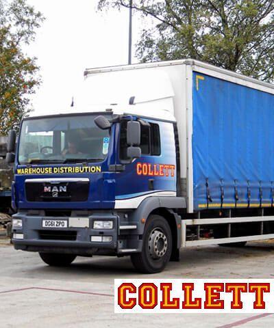 General haulage - General Haulage, Groupage & Distribution