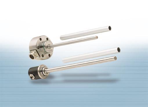 induSENSOR EDS - long-stroke sensors for hydraulics... - induSENSOR EDS series