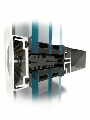 MB-TT50 - Façade systems