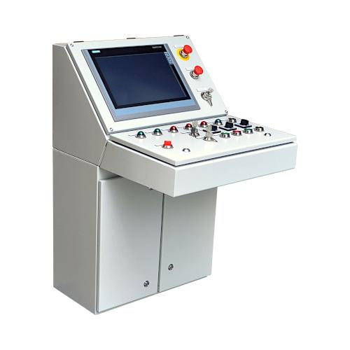 Pulpity sterownicze do maszyn i urządzeń stacjonarnych -