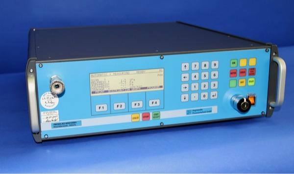 Comprobador de fugas PMD02-AD/BD - Método de presión diferencial para presión positiva o negativa