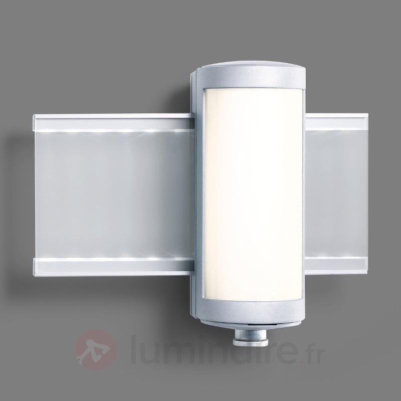 Applique d'extérieur LED fonctionnelle L625 - Numéros de maison lumineux