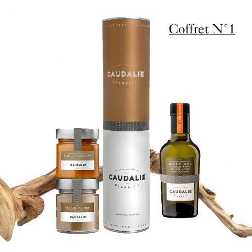 """Producteur Artisan - L'huile D'olive V.e """"truffe Noire"""" Bio - Epicerie fine:L'Huile d'Olive Vierge Extra """"Truffe noire"""" Bio, flacon N°2- 250ml"""