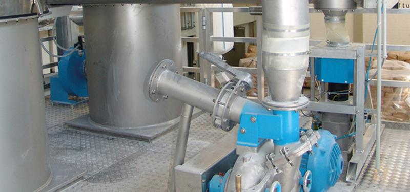 Micronization / grinding Cryogenic Mill - Cryogenic Mill