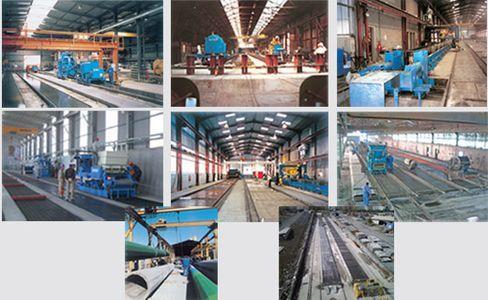 Industrie du béton précontraint