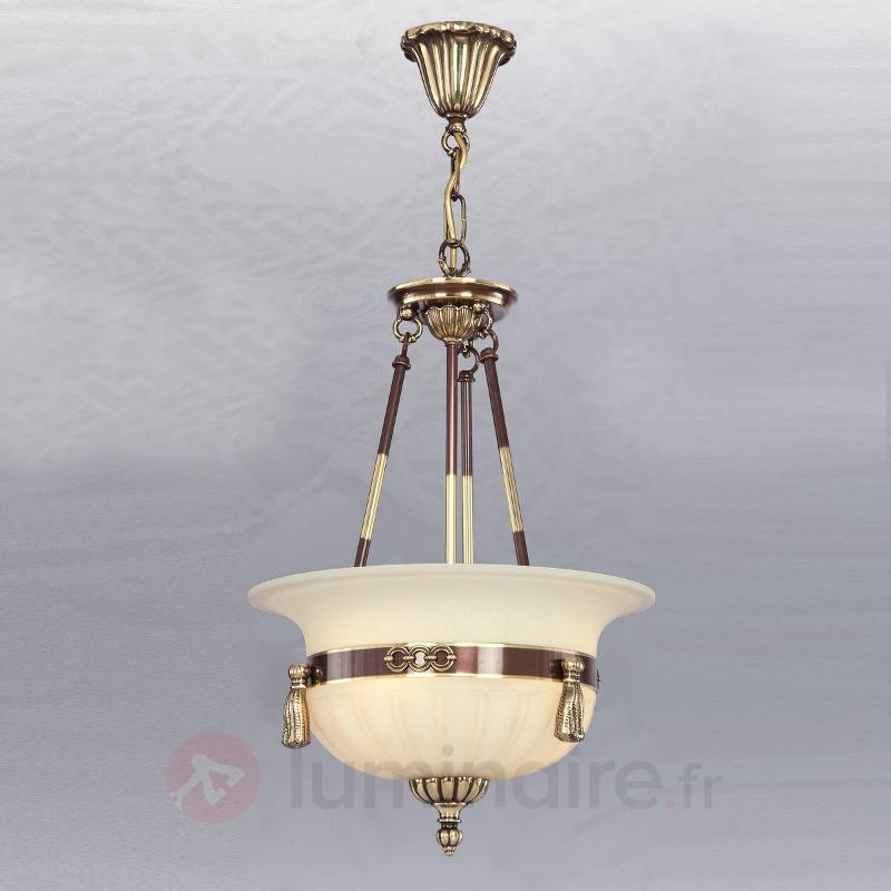 Charmante suspension ALEJANDRIA - Suspensions classiques, antiques