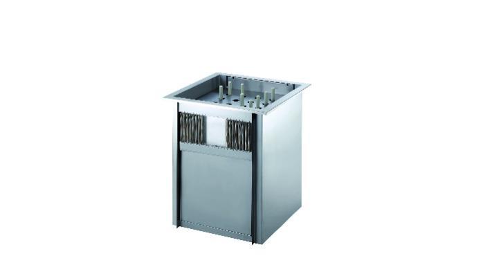 Universal dispenser built-in -