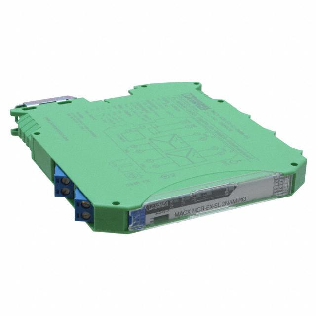 ISOLATED AMP 2 CHAN DIN RAIL - Phoenix Contact 2865476