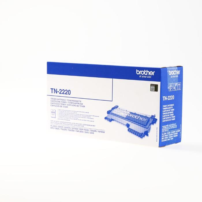 Original Brother- consumables and spare parts - Brother Toner TN2220