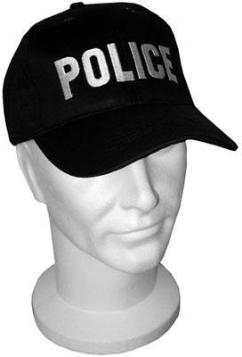 CASQUETTE BASEBALL BROD. POLICE