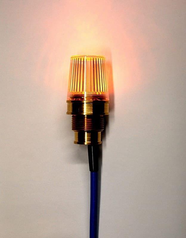 Leuchtmelder – DKL01(ATEX) - Explosionsgeschützte 3-farbige LED Signalleuchte
