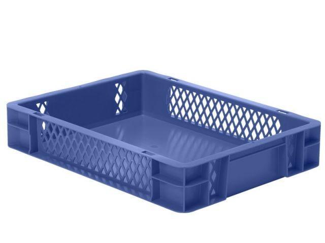 Stacking box: Band 75 2 - Stacking box: Band 75 2, 400 x 300 x 75 mm