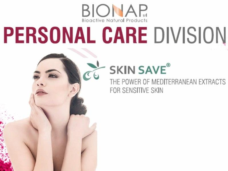 Skin save - Natural cosmetic ingredients - The powder of mediterranean extracts for sensitive skin