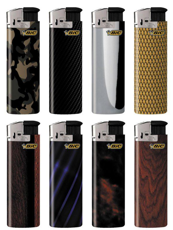 Electronic Lighters - Bic Lighters