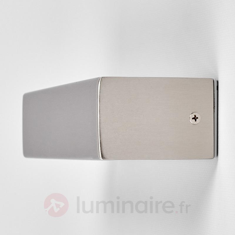Patrica - applique d'extérieur LED en inox - Appliques d'extérieur LED