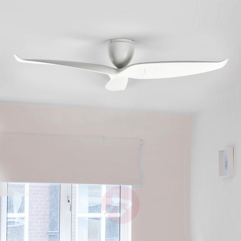 Large Ceiling Fan Seraphine White 152 4 Cm Fans
