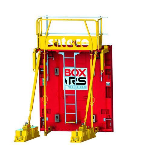 Banche SC 1015 BOX RS - Produits COFFRAGE