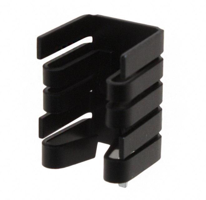 HEAT SINK VERT PLUG-IN TO-220 - Aavid Thermalloy 576802B04000G