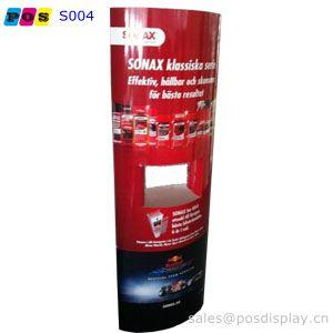 paperboard POP standee - made for advertising and promotion and custom size available